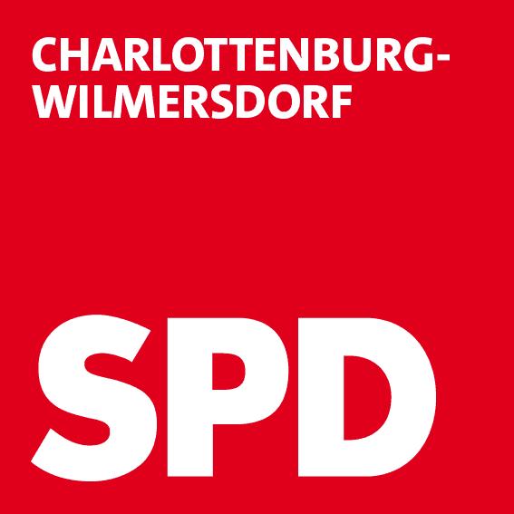 Logo SPD Berlin Charlottenburg-Wilmerdorf