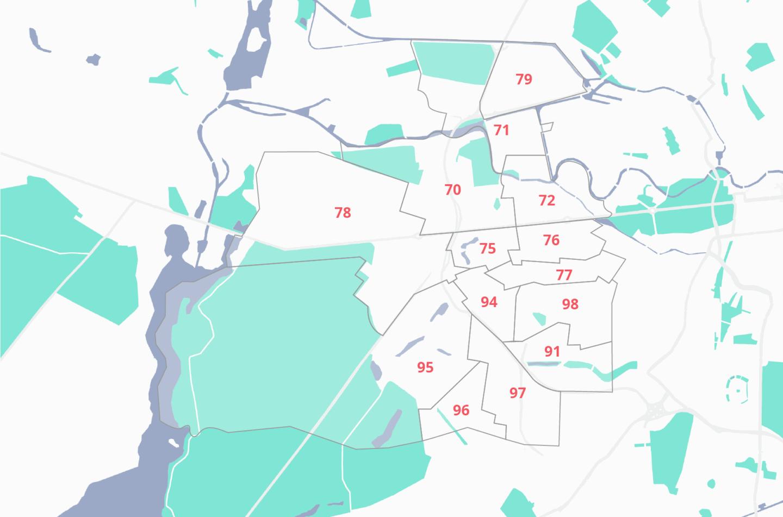 Abteilungen 1